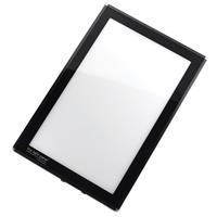 """Porta-Trace Gagne 18x24"""" LED Light Panel, Black Frame"""