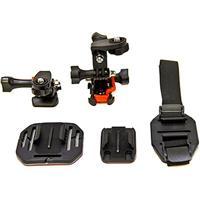 Vivitar Action Pro Series All-in-1 Helmet Kit for GoPro &...