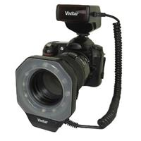 Vivitar DR-6000 Universal Digital SLR Ring Flash - Guide ...