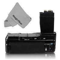 Vivitar BG-E8 Multi-Power Battery Grip for Canon EOS Rebe...