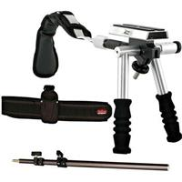 Varizoom DV Traveler Compact Support with Suspension Pod,...