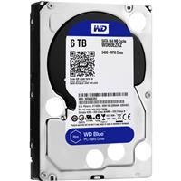 "Western Digital Blue 3.5"" 6TB PC Desktop Internal Sata III Hard Drive"