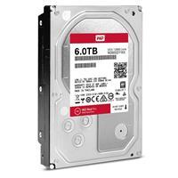 "Western Digital RED Pro 6TB 3.5"" Internal NAS Hard Drive, 7200 RPM, Sata III 6 Gbps"