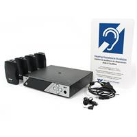 Williams Sound Personal PA FM Assistive Listening System,...