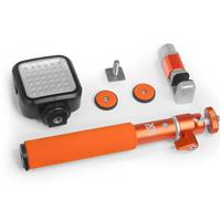 Xsories XShine Deluxe Combo, Includes LED Spotlight with ...