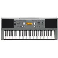 Yamaha PSR-E353 Portable 61 Key Keyboard with LCD Display...