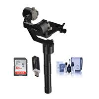 Crane 3-Axis Brushless Handheld Gimbal Stabilizer for Mir...