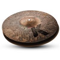"Zildjian K Custom 14"" Special Dry Hi-Hat Cymbal, Thin Top..."