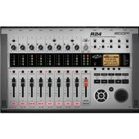 ZOOM R24 Recorder / Interface / Controller / Sampler, Sim...