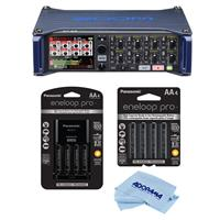 ZOOM F8 Multi Track Field Recorder for Filmmaking and Sou...