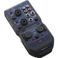 ZOOM U-44 4-In/4-Out Handy Audio Interface