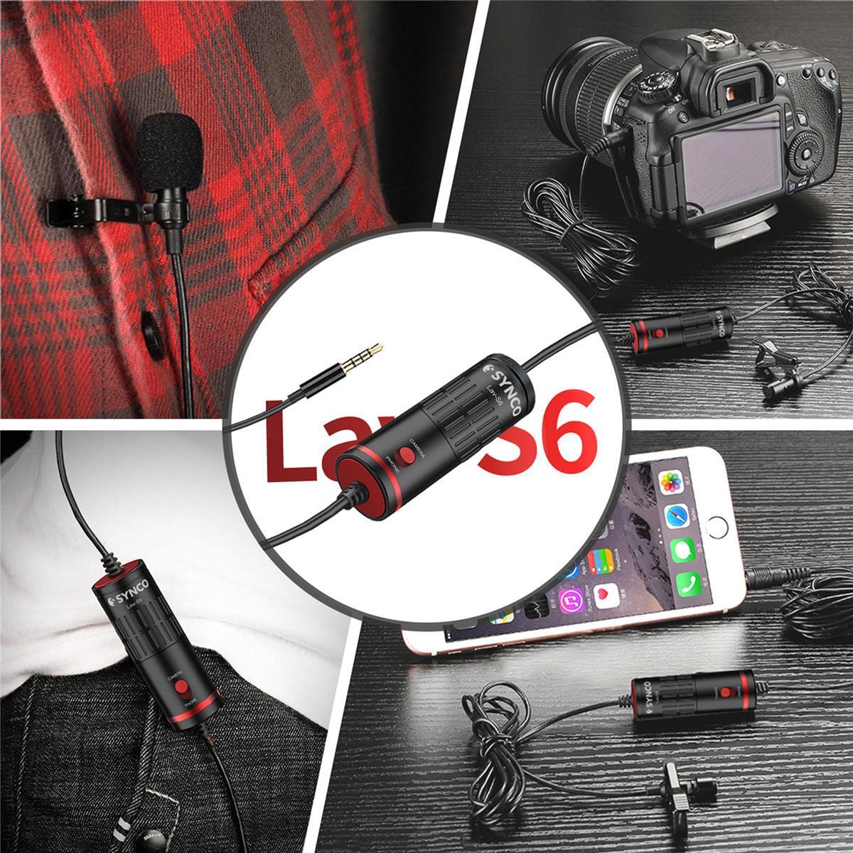 Synco Audio LAV-S6: Picture 12