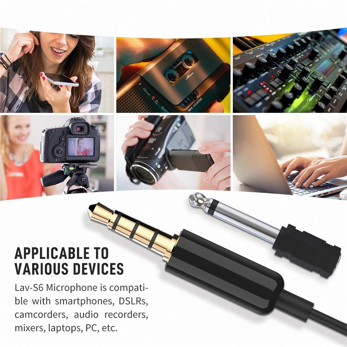 Synco Audio LAV-S6: Picture 5