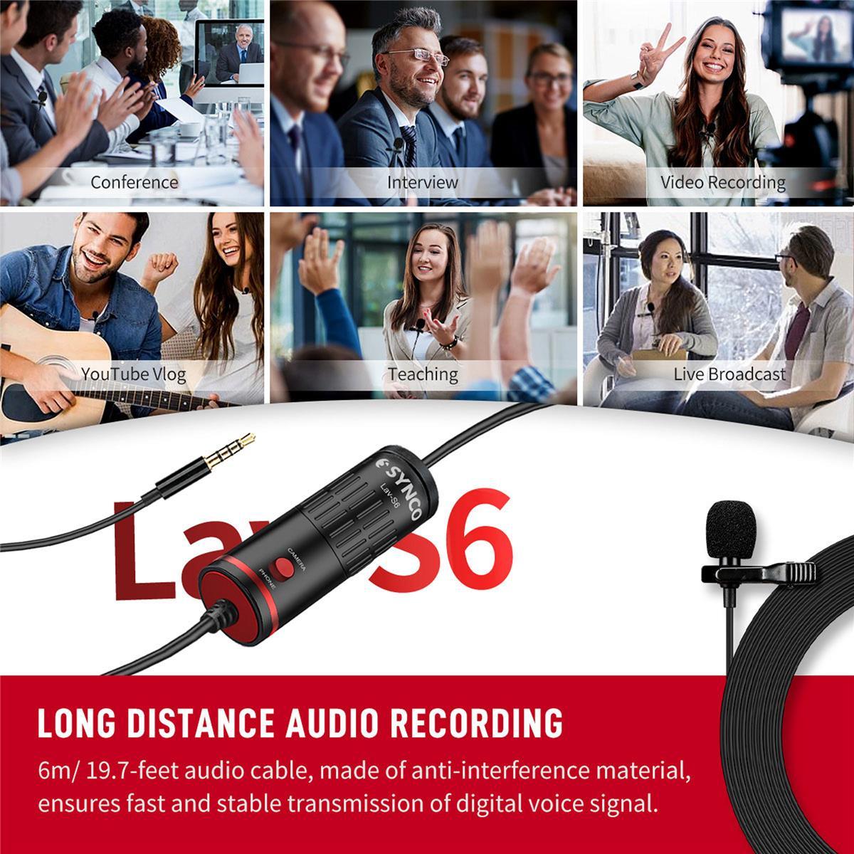 Synco Audio LAV-S6: Picture 6