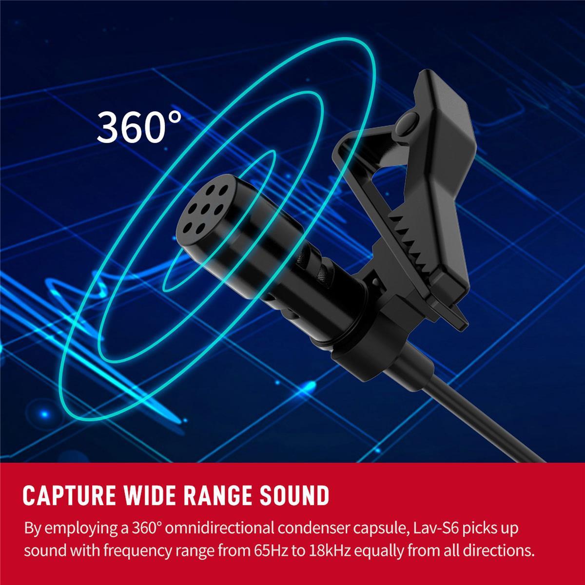 Synco Audio LAV-S6: Picture 7