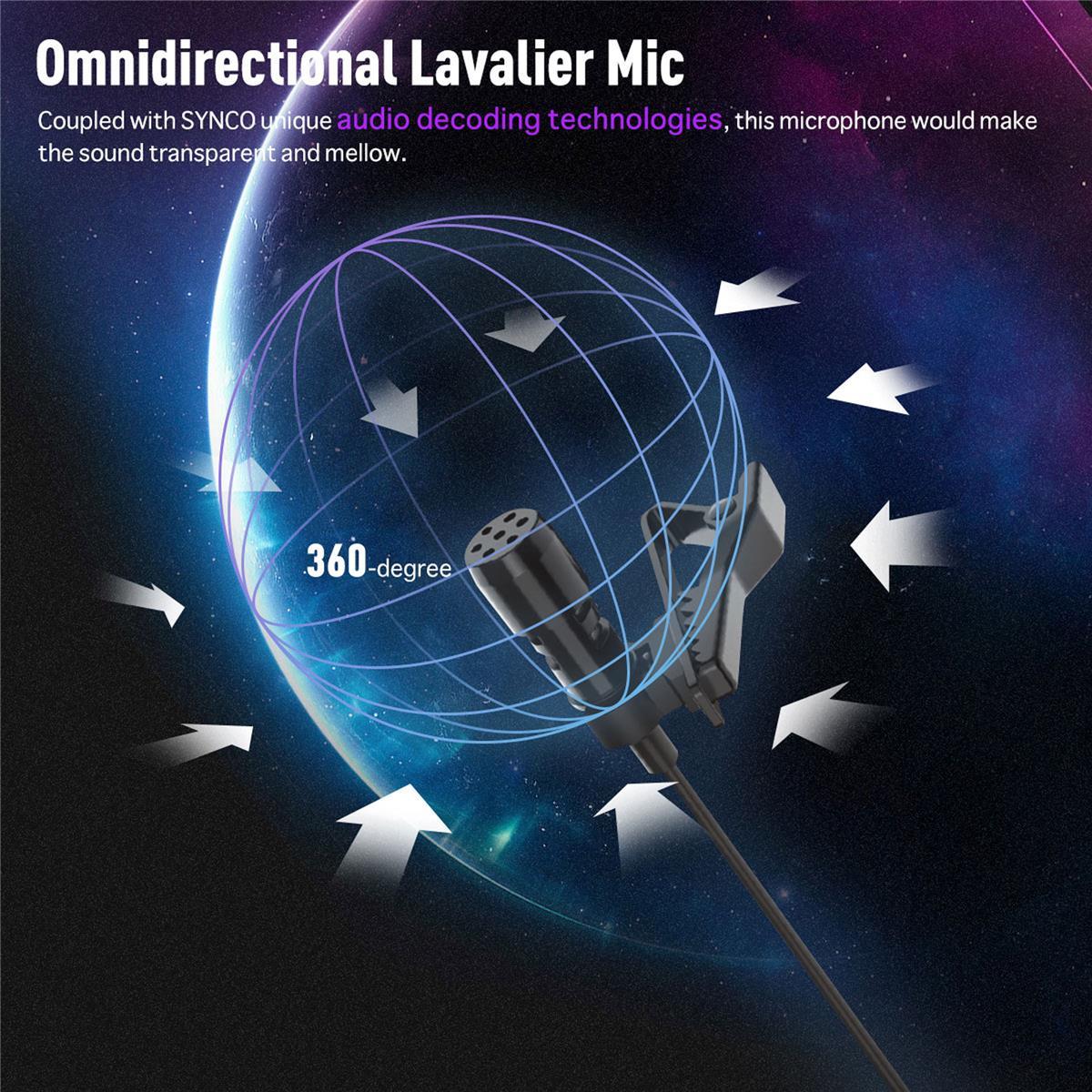 Synco Audio Lav-S6M: Picture 4