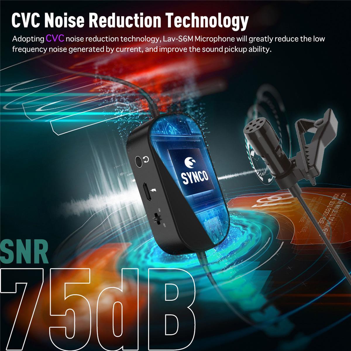 Synco Audio Lav-S6M: Picture 5