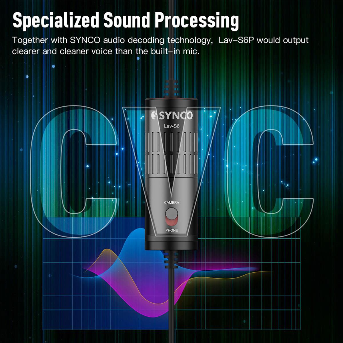 Synco Audio LAV-S6P: Picture 8
