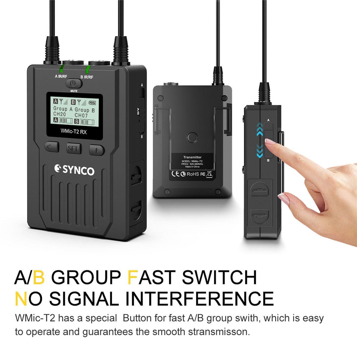 Synco Audio WMic-T2: Picture 13