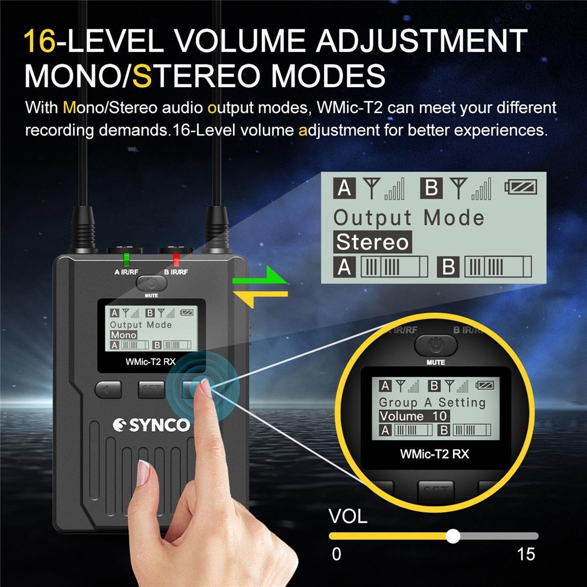 Synco Audio WMic-T2: Picture 14