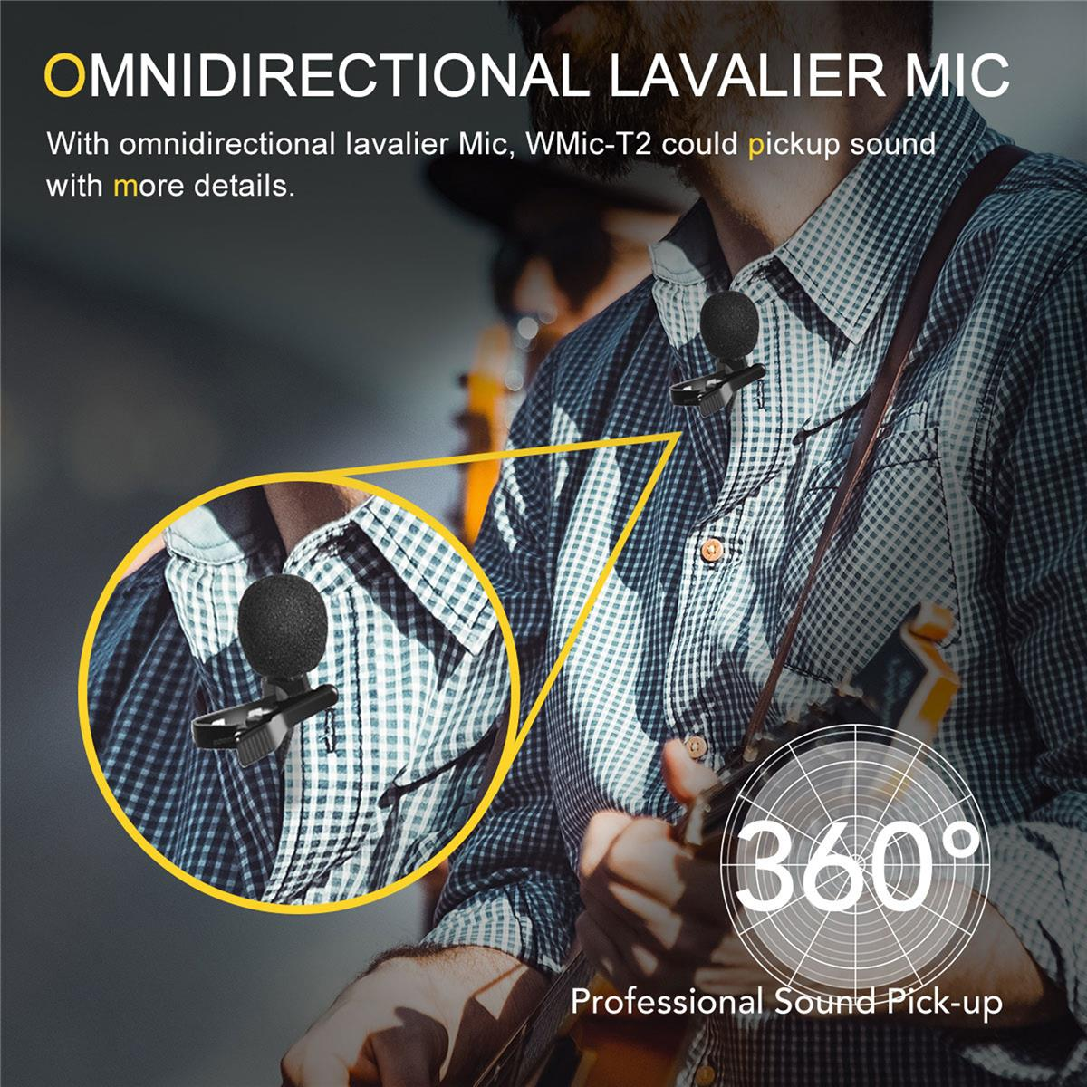 Synco Audio WMic-T2: Picture 15