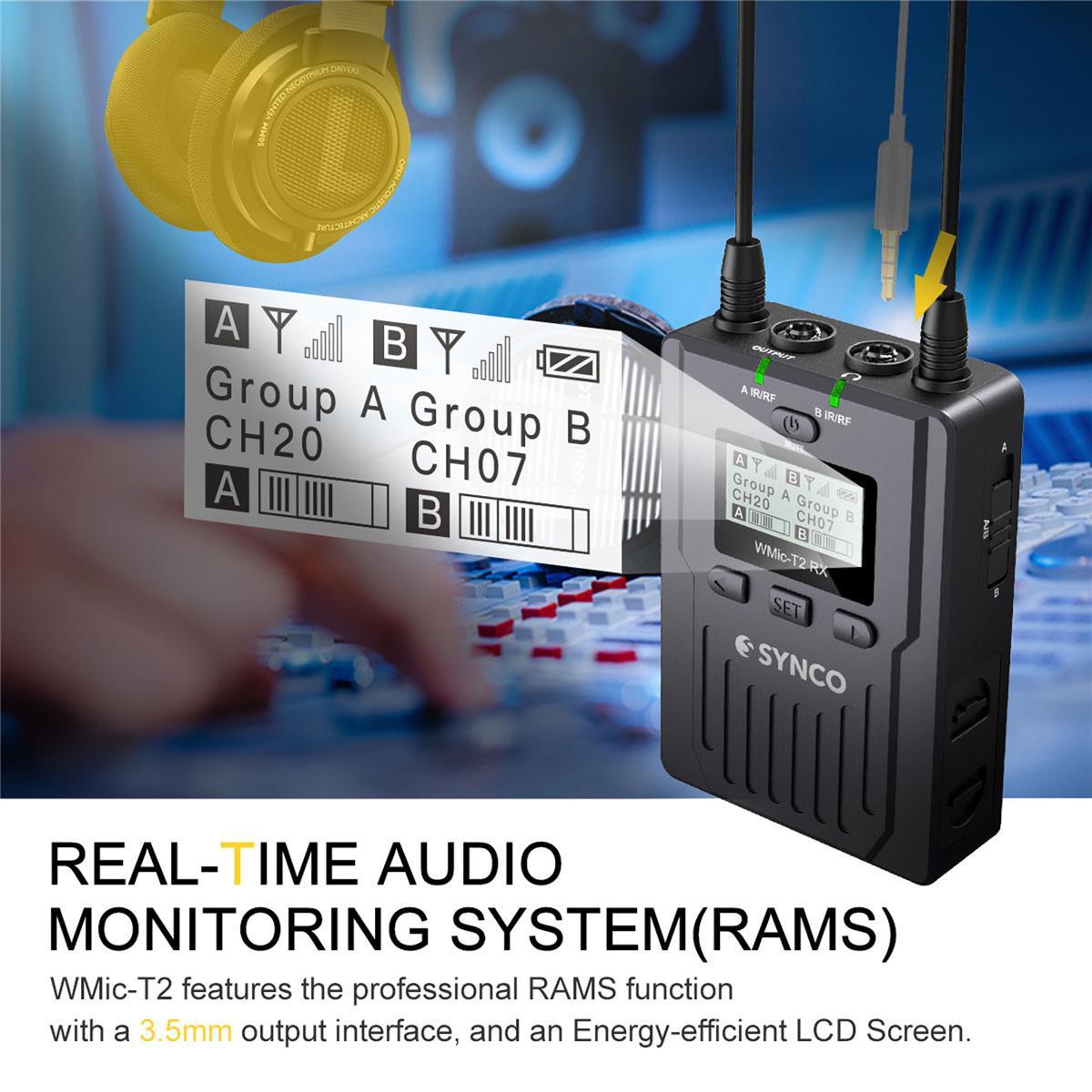 Synco Audio WMic-T2: Picture 9