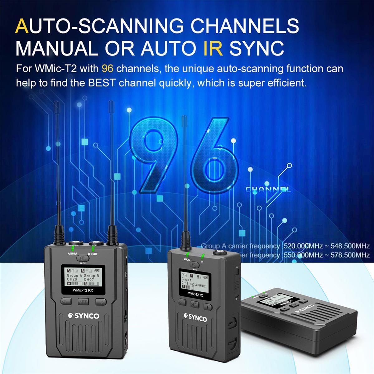 Synco Audio WMic-T2: Picture 10
