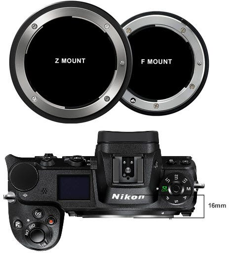 Nikon Z6 FX-Format Mirrorless Camera with NIKKOR Z 24-70mm f/4 S Lens