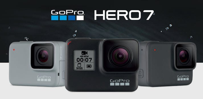 Image result for gopro hero 7 ad
