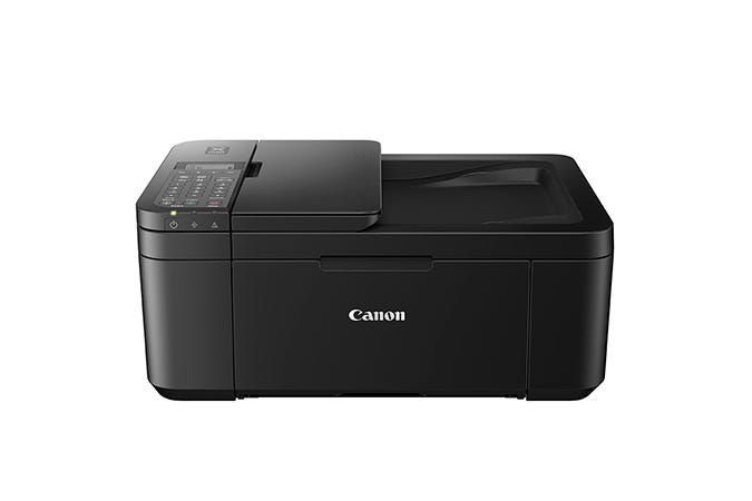 eaa6301e0c4b Printing, scanning and faxing shouldn't require a huge printer to get the  job done, and with the PIXMA TR4520 you'll see how a compact office printer  stands ...