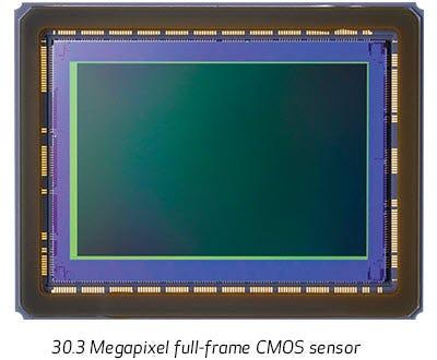 30.3 Megapixel