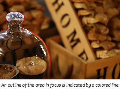 Focus Peaking