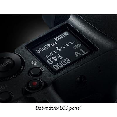 Dot-matrix LCD Panel