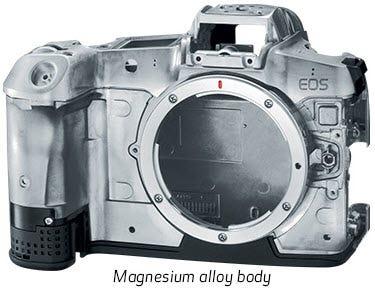 Magnesium Alloy Body