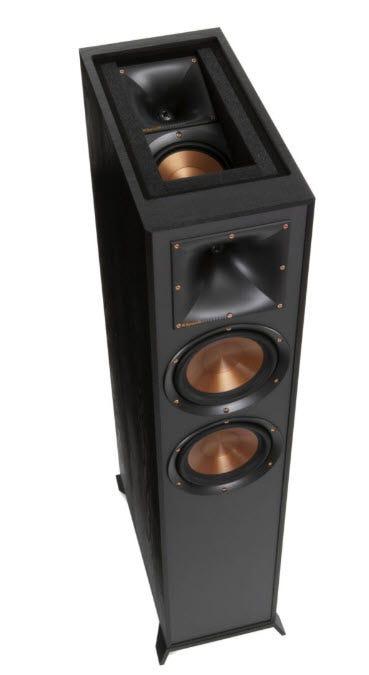 Built In Elevation Speaker