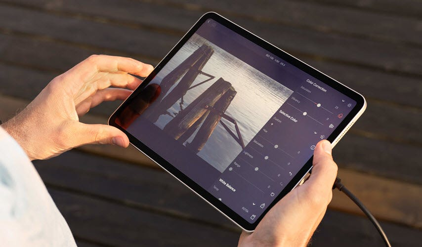 PORTABLE WORKFLOW WITH PHOCUS MOBILE 2