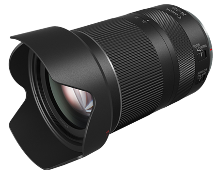 High Image Quality and Bright f/4-6.3 Lens Aperture