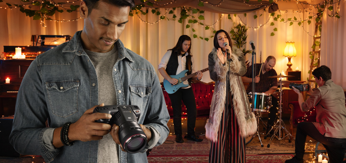 Blackmagic Design Announces New Pocket Cinema Camera 6K