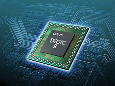DIGIC 8 Image Processor