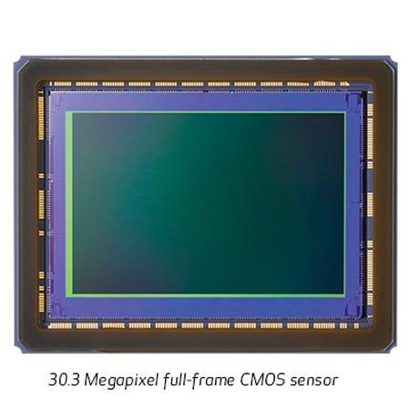 30.3 Megapixel Full-frame CMOS Sensor
