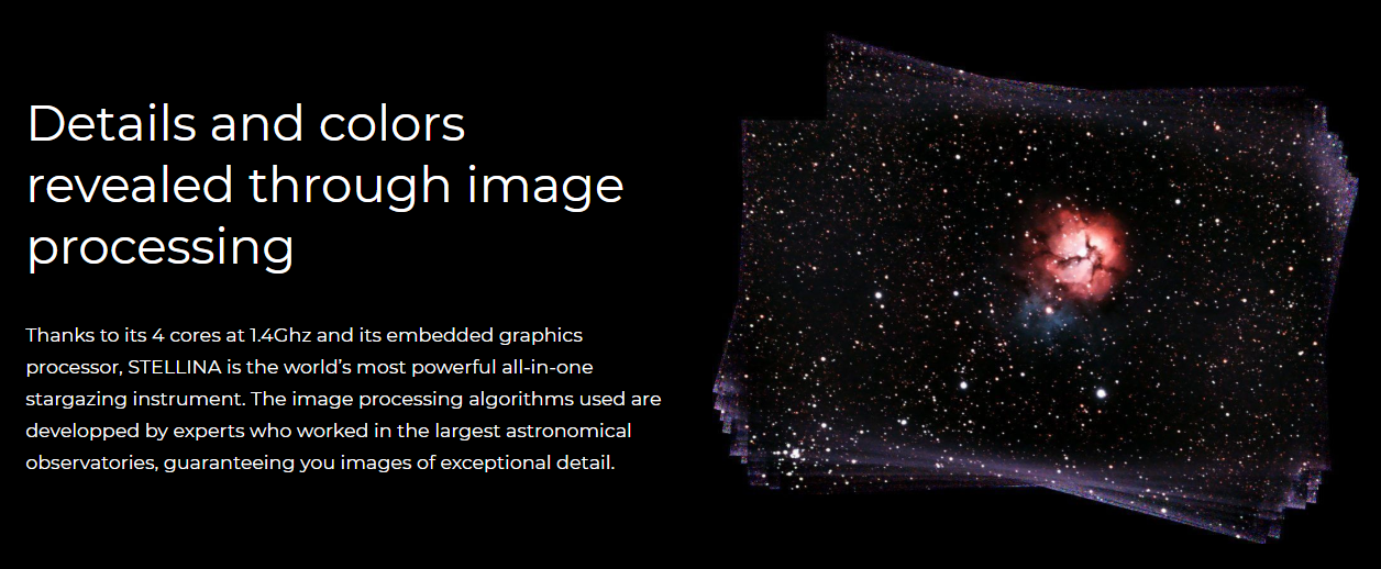 About the fascinating world of stars