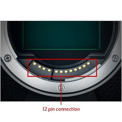 12 Pins for Quickly Communicating Large Amounts of Information.