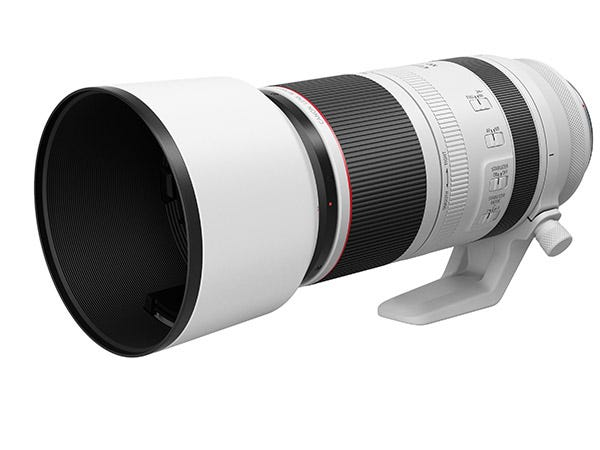 Lens Hood With Side Window Allows Specialty Filters To Be Adjusted Even While Attached.