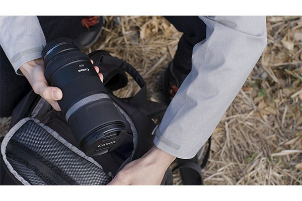 First Compact & Lightweight 600mm Super Telephoto RF Lens.