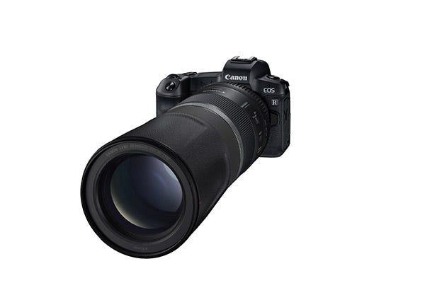 First Compact & Lightweight 800mm Super Telephoto RF Lens.