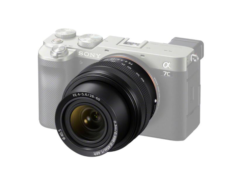 sony FE28-60mm lens