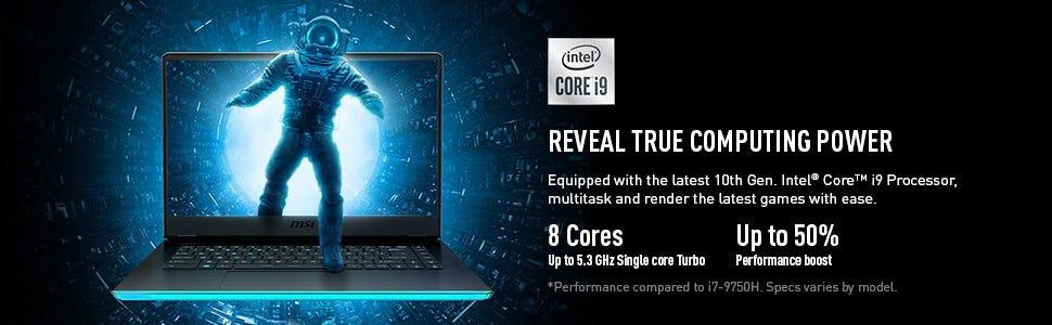 8 core processor notebook laptop