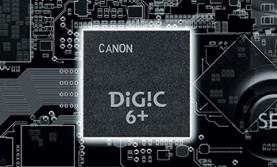DIGIC 6+ Image Processor