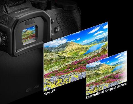 Panasonic Lumix DMC-FZ2500 Digital Point & Shoot Camera