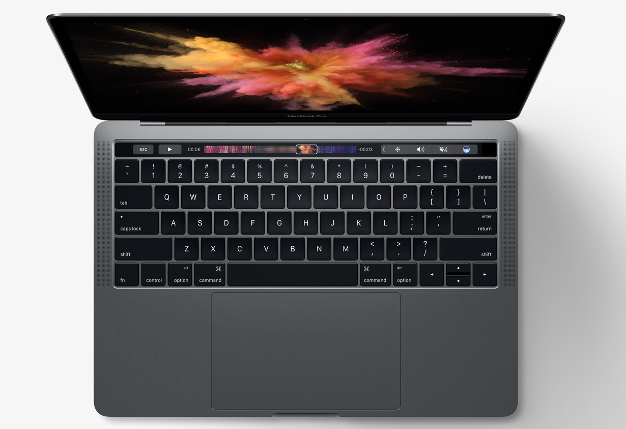 MacBook Pro Touch Pad